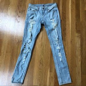 NWOT LF carmar denim jeans